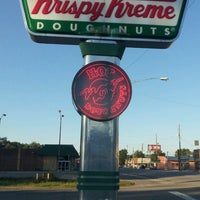 Photo taken at Krispy Kreme Doughnuts by Missy G. on 9/15/2013