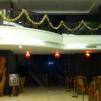 Photo taken at Blue Peninsula Hotel by Kit Y. on 2/12/2013
