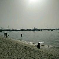 Photo taken at The Westin Dubai Mina Seyahi Beach Resort & Marina by Obreten O. on 4/14/2017