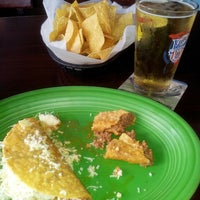Photo taken at La Bamba Mexican Restaraunt by Sandy D. on 10/2/2013