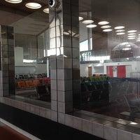 Photo taken at Terminal 2B by Jean C. on 4/5/2014