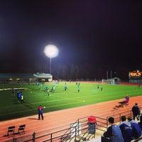 Photo taken at Stadium Complex by Matt M. on 11/16/2013