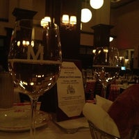 Photo taken at Maggiano's Little Italy by Camesha M. on 4/10/2013