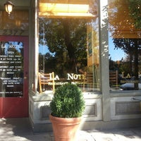 Photo taken at La Note by Deniz on 10/17/2013