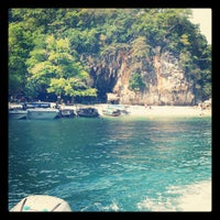 Photo taken at Koh Hong by Lewis Chow S. on 1/13/2013