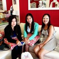 Photo taken at Swan Beauty Art & Spa by Pornsawan A. on 9/13/2013
