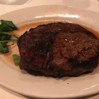 Photo taken at Morton's The Steakhouse by yoshi o. on 1/8/2017