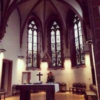 Photo taken at Alte Nikolaikirche by Caroline R. on 11/15/2017