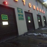 Photo taken at Автомойка ABC by Олег И. on 12/30/2013