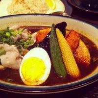 Photo taken at BAR CAFE SOUPCURRY ZORA by Fukumi K. on 1/8/2013
