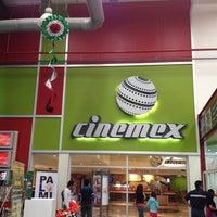 Photo taken at Cinemex by @darkbozz on 9/28/2012
