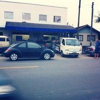 Photo taken at Oasis Películas by Deivid W. on 1/7/2014