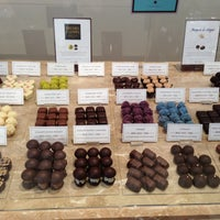 Photo taken at CocoaBella Chocolates by Gina P. on 4/16/2013