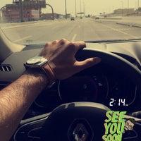 Photo taken at Dammam-Riyadh highway by A Z O 💯 .. on 4/14/2018