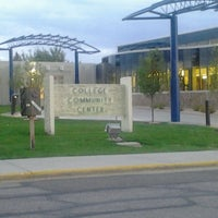 Photo taken at Laramie County Community College by John M. on 8/30/2013