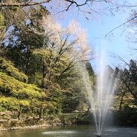 Photo taken at 加茂山公園 by Shinichi O. on 4/22/2017