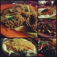 Photo taken at Batu Lintang Seafood by Apple L. on 12/12/2012