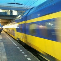 Photo taken at Utrecht Central Station by Bart B. on 11/6/2012