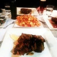 Photo taken at Sosta Argentinian Kitchen by bianca on 9/8/2013