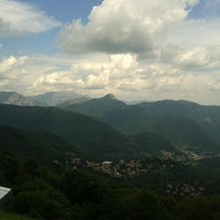 Photo taken at Colma di Sormano by Jennifer F. on 6/14/2014