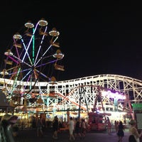 Photo taken at Luna Park by Erin P. on 1/3/2013