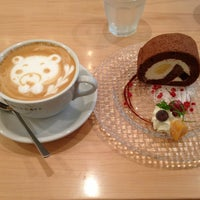 Photo taken at ROLL CAFE ロールカフェ ゆめタウン徳島店 by seika t. on 8/11/2013