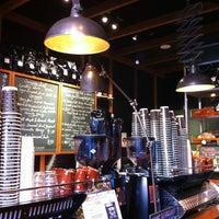 Photo taken at Workshop Espresso by Kathryn B. on 4/1/2013