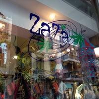 Photo taken at ZaZa by Bessy K. on 9/27/2013