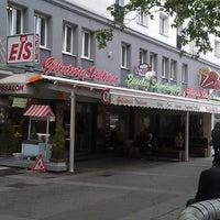 Photo taken at Eissalon am Schwedenplatz by SMR on 6/5/2013