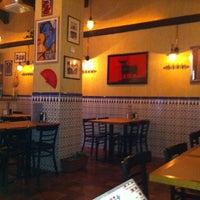Photo taken at Pata Negra Tapas Bar by Renáta M. on 1/20/2013