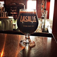 Photo taken at LaSalle Kitchen & Tavern by Mark A. on 6/3/2018