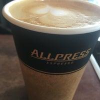 Photo taken at Quikshots Coffee by John P. on 9/12/2017