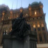 Photo taken at Queen Victoria's Statue by John P. on 7/20/2017