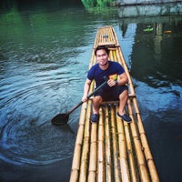 Photo taken at Villa Escudero Plantations And Resort by Ricky Z. on 7/28/2013