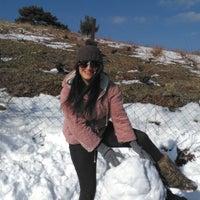 Photo taken at dağın tepesinde by Serpil on 1/1/2017
