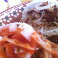 Photo taken at La Terraza Tortas Ahogadas & Waffles by Cabo J. on 5/11/2013