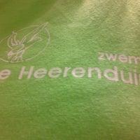 Photo taken at Zwembad De Heerenduinen by Jessie G. on 8/11/2013