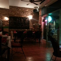 Photo taken at Tomas bar & restaurant by Алина И. on 9/25/2013