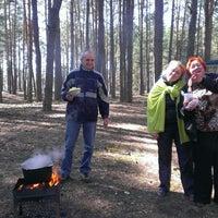Photo taken at База Отдыха Авиатор by Anna М. on 4/5/2014