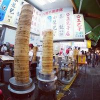 Photo taken at 公正街包子店 Gongzheng Street Baozi by Ryohei K. on 7/14/2013