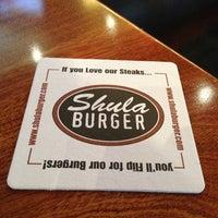 Photo taken at Shula Burger by Rey M. on 3/11/2013