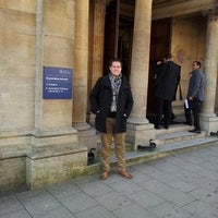 Photo taken at Oxford University Examinations Schools by German Z. on 3/14/2013