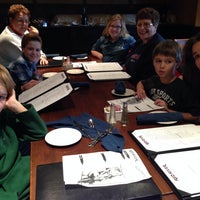 Photo taken at Red River Steakhouse by Tim H. on 3/28/2014