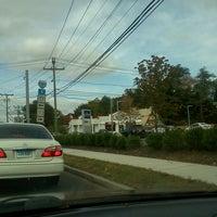 Photo taken at Jake's Wayback Burgers by Lamont N. on 10/11/2013