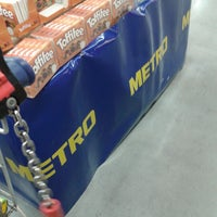Photo taken at Metro Cash & Carry by 'Боян Б. on 3/14/2014