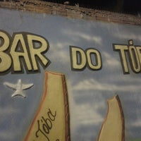 Photo taken at Bar Do Tóba by Rafaella P. on 5/3/2014