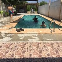 Photo taken at Ex Hacienda Tierra Blanca by Karla T. on 9/6/2015