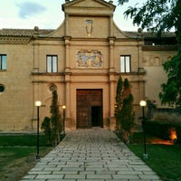 Photo taken at Monasterio de Rueda by Eloi G. on 10/15/2015