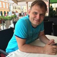 Photo taken at Restaurant Brancin Rovinj by Печальнее Н. on 7/29/2014