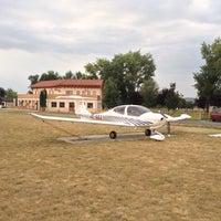 Photo taken at Kiliti Airport - LHSK by Krisztina T. on 8/24/2013